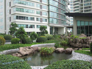 The Residences At Greenbelt amenity level